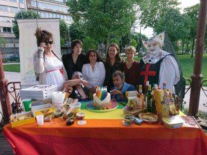 Moment convivial LGBT et Friends @ Maison des associations | Rodez | Occitanie | France