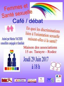 Débat Femmes et Santé Sexuelle @ La Maison des Associations | Rodez | Occitanie | France